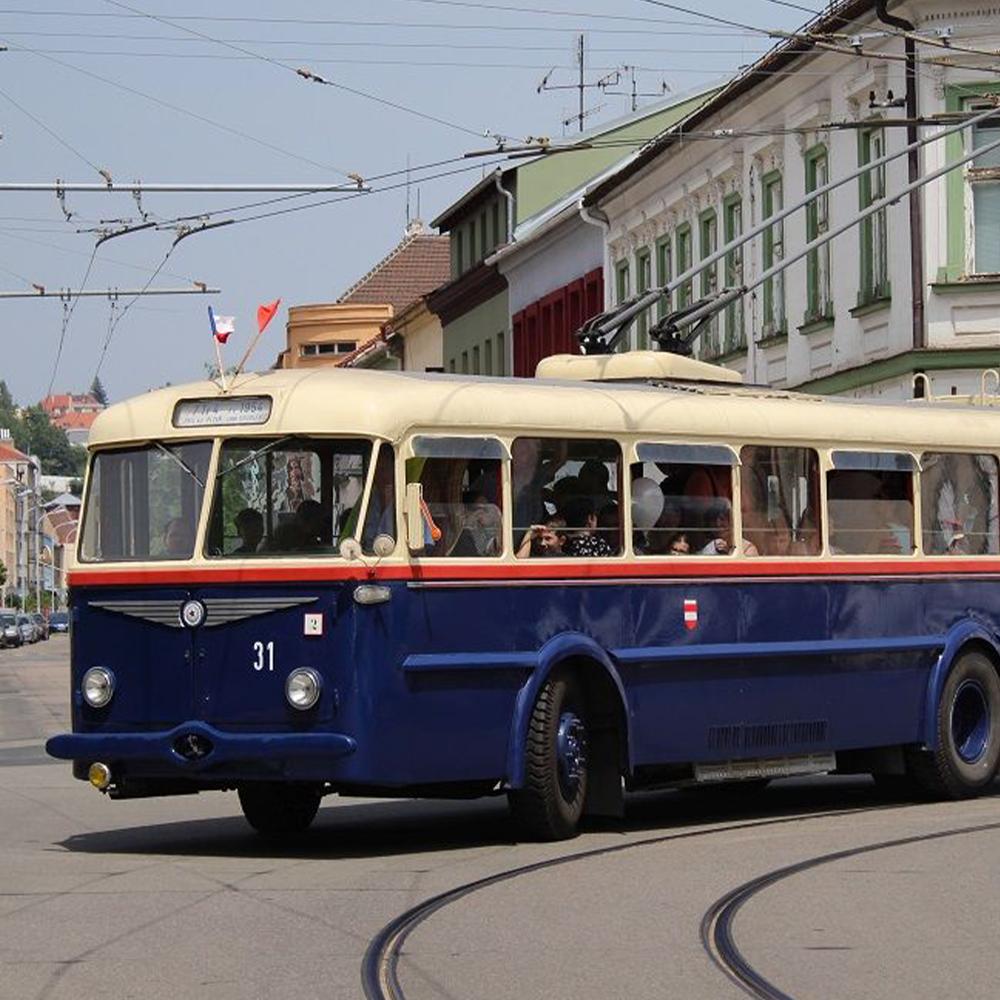 Oslava ke 150 letům Dopravního podniku města Brna 🚎